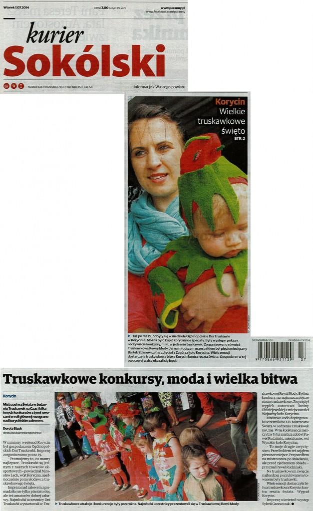 kurier Sokólski