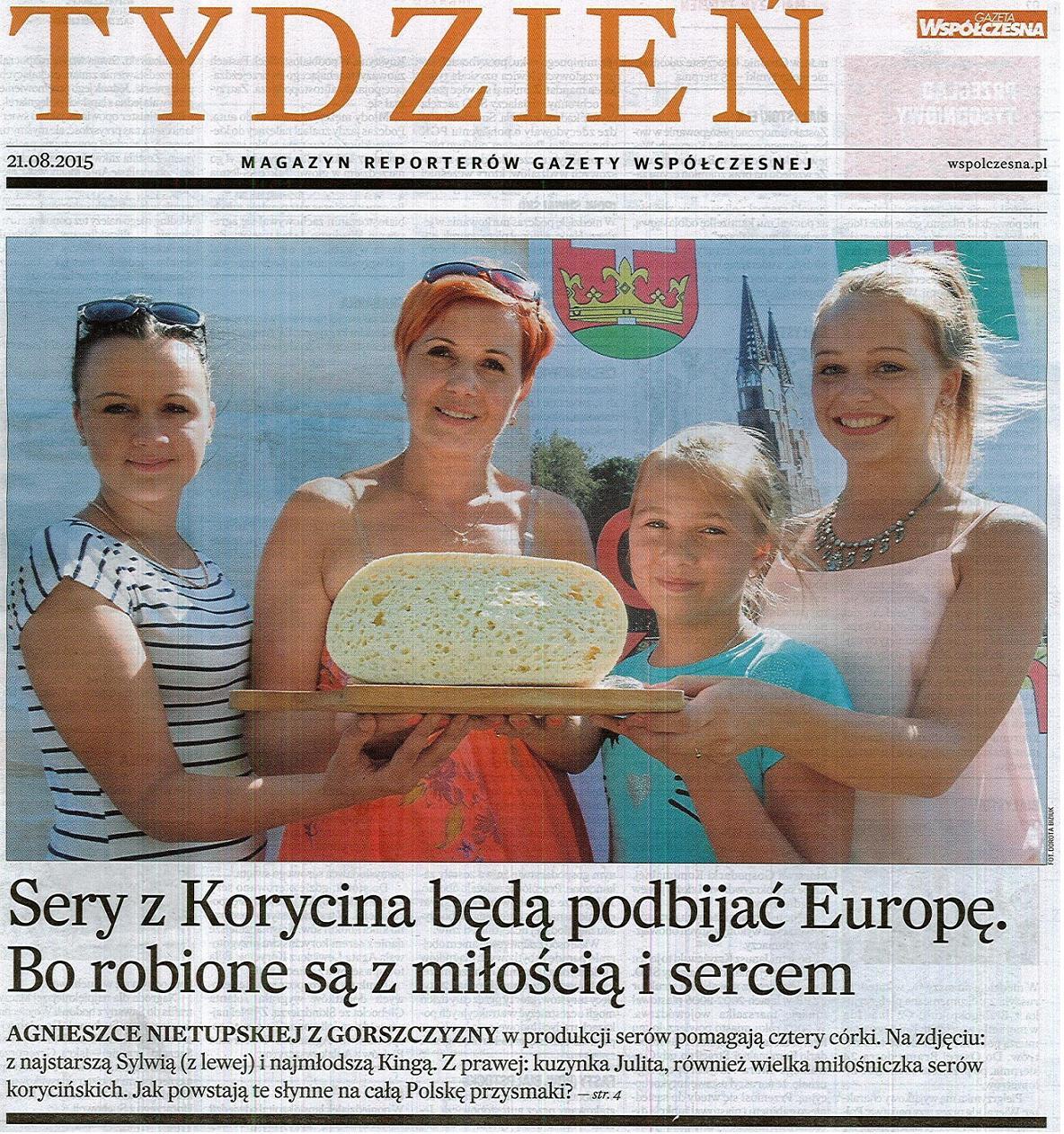 Magazyn Tydzień str. 1