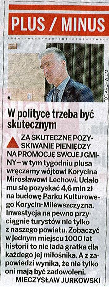 Nowiny sokólskie 27.02.2017 r.