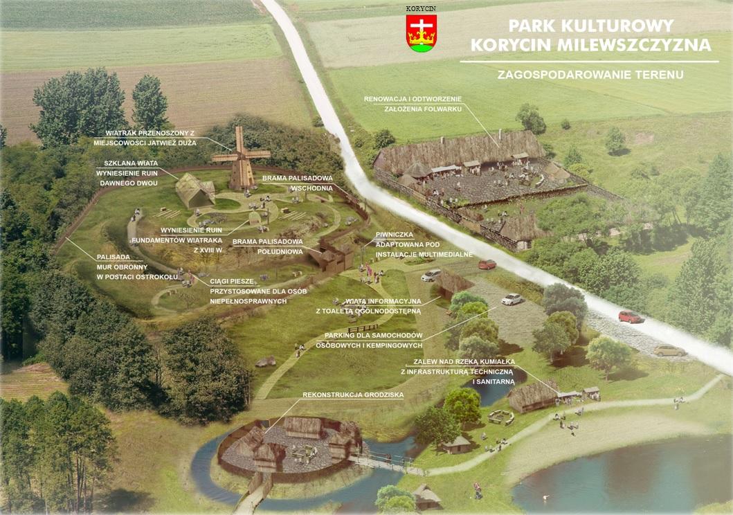 Park Kulturowy Korycin - Milewszczyzna